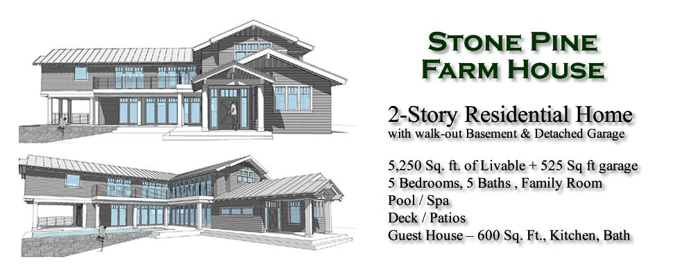 2 Story Residential Slide